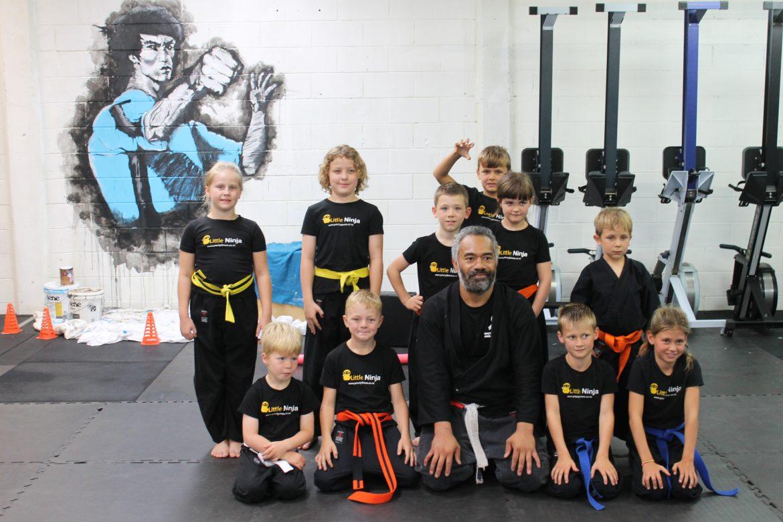 Ready for Term 2? Little Ninjas let's go!