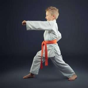 Karate Kids Northcote Auckland